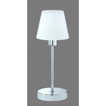 Trio 5955 lampa stołowa Chrom, 1-punktowy