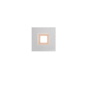 Grossmann KARREE Lampa Sufitowa LED Aluminium, Miedź, 1-punktowy