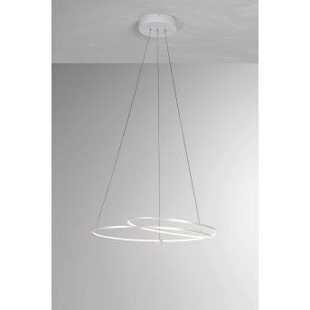 BOPP AT Lampa wisząca LED Biały, 1-punktowy