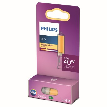 Philips LED G9 3,2W 2700K 400lm