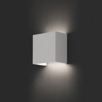 Faro Oslo Lampa ścienna Biały, 1-punktowy