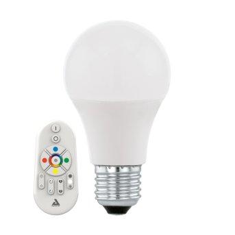 Eglo CONNECT Żarówka LED E27 9 Watt 2700-6500 Kelvin 806 Lumenów