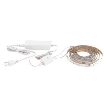 Paski LED Eglo CONNECT STRIPE-C Biały, 1-punktowy, Zmieniacz kolorów