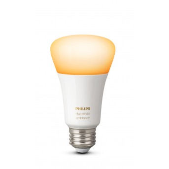 Philips Hue LED Ambiance White E27 8,5 Watt 6500 Kelvin 806 Lumen