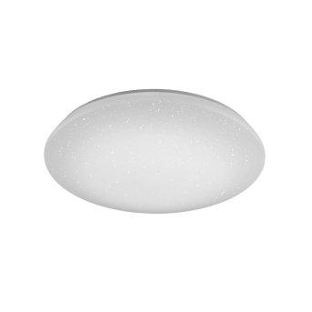 Lampa Sufitowa Trio Leuchten WiZ NALIDA LED Biały, 1-punktowy, Zdalne sterowanie, Zmieniacz kolorów