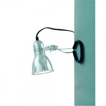 Nordlux PHOTO lampa z klipsem Aluminium, 1-punktowy