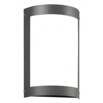 CMD AQUA MARCO zewnętrzny kinkiet LED Antracytowy, 1-punktowy