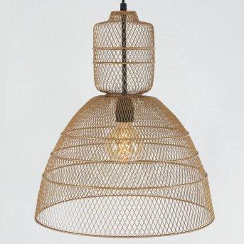 Anne Lighting ANNE Lampa Wisząca Złoty, 1-punktowy