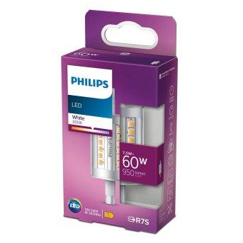 Philips LED R7S 7,5 Watt 3000 Kelvin 950 Lumen