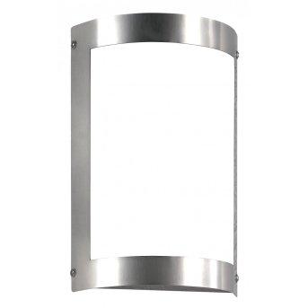 CMD AQUA MARCO zewnętrzny kinkiet LED Stal nierdzewna, 1-punktowy
