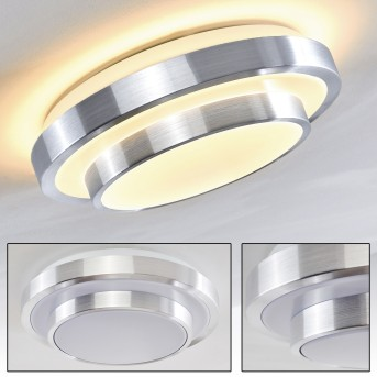 Sora lampa sufitowa LED Biały, 1-punktowy