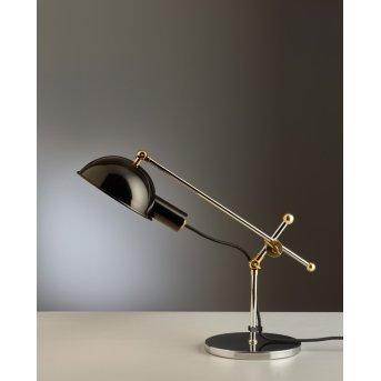 Tecnolumen SF 27 Lampa biurkowa Chrom, Mosiądz, 1-punktowy