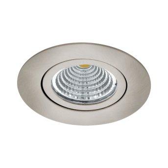 Eglo SALICETO Oprawa wpuszczana LED Nikiel matowy, 1-punktowy
