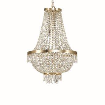 Ideal Lux CAESAR Lampa Wisząca Chrom, 9-punktowe