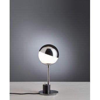 Tecnolumen SF 28 Lampa stołowa Chrom, Czarny, 1-punktowy