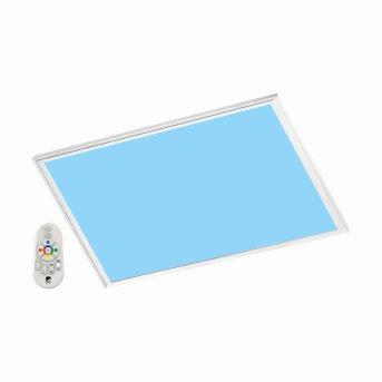 Eglo SALOBRENA-C Funkcjonalna oprawa wpuszczana LED Biały, 1-punktowy, Zdalne sterowanie, Zmieniacz kolorów