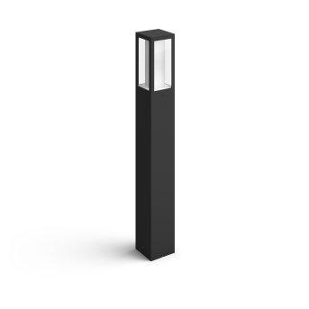 Philips Hue Ambiance White & Color Impress Oświetlenie ścieżek LED Czarny, 1-punktowy, Zmieniacz kolorów