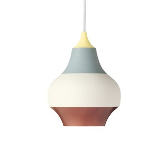 Louis Poulsen CIRQUE Lampa Wisząca Biały, 1-punktowy