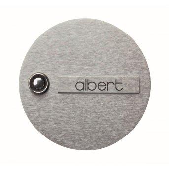 Albert 945 dzwonek do drzwi Stal nierdzewna