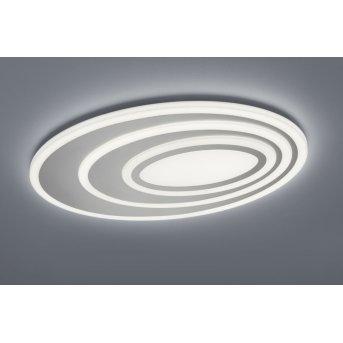 Trio SUBARA Lampa Sufitowa LED Biały, 1-punktowy, Zdalne sterowanie