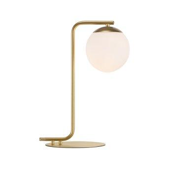 Nordlux GRANT Lampa stołowa Mosiądz, 1-punktowy
