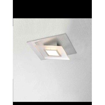 Bopp FRAME oprawa wpuszczana LED Aluminium, 1-punktowy
