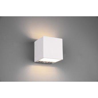 Trio Figo Lampa ścienna LED Biały, 1-punktowy, Zdalne sterowanie, Zmieniacz kolorów
