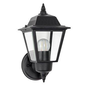 KS Verlichting Piccolo Lampa ścienna Czarny, 1-punktowy