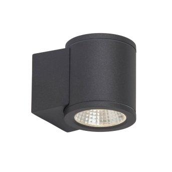 AEG ARGO Zewnętrzny kinkiet LED Antracytowy, 1-punktowy