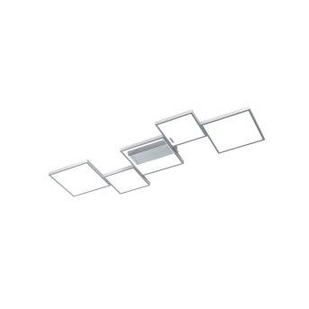 Trio Sorrento Lampa Sufitowa LED Aluminium, 1-punktowy