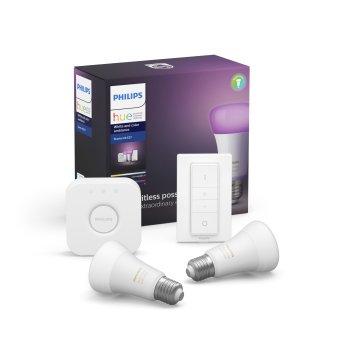 Philips Hue LED Ambiance White & Color E27 zestaw 2 Starter-Set