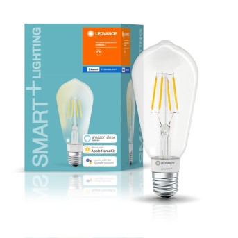 LEDVANCE SMART+ LED E27 5,5 Watt 2700 Kelvin 650 Lumen