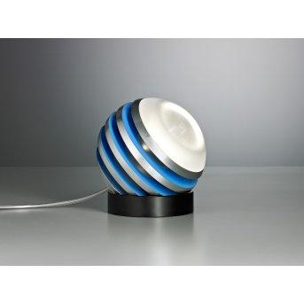 Tecnolumen Bulo Lampa stołowa LED Niebeieski, 1-punktowy