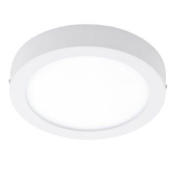 Eglo FUEVA-C Lampa Sufitowa LED Biały, 1-punktowy, Zmieniacz kolorów