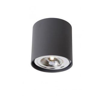 Lucide DIALO-LED spot oświetlający Czarny, 1-punktowy