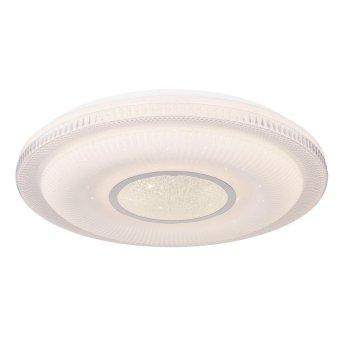 Lampa Sufitowa Globo RITA LED Biały, 1-punktowy, Zdalne sterowanie