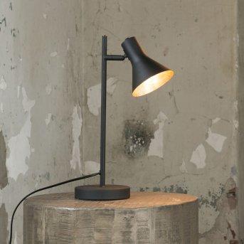 Bokelte Lampa stołowa Czarny, 1-punktowy