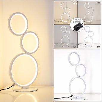 Rodekro Lampa stołowa LED Biały, 1-punktowy