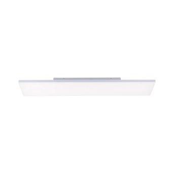 Paul Neuhaus FRAMELESS Lampa Sufitowa LED Biały, 1-punktowy, Zdalne sterowanie