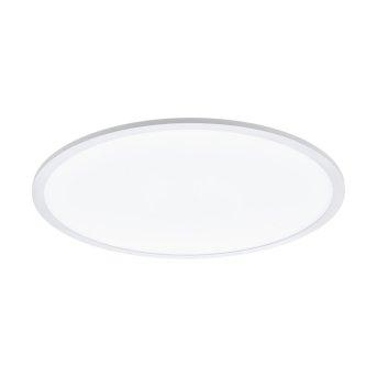Lampa Sufitowa Eglo CONNECT SARSINA-C LED Biały, 1-punktowy, Zdalne sterowanie, Zmieniacz kolorów