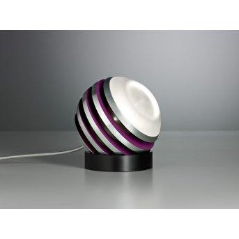 Tecnolumen Bulo Lampa stołowa LED Fioletowy, 1-punktowy