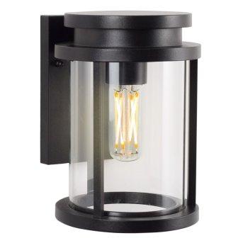 KS Verlichting Sydney Lampa ścienna Czarny, 1-punktowy