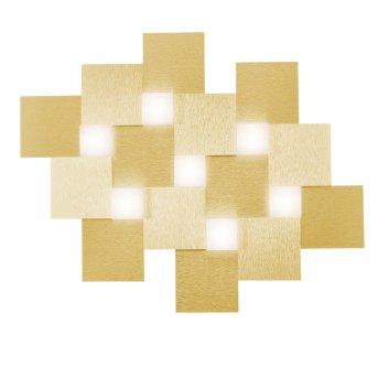 Grossmann CREO Lampa Sufitowa LED Mosiądz, 7-punktowe