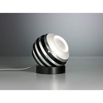 Tecnolumen Bulo Lampa stołowa LED Czarny, 1-punktowy