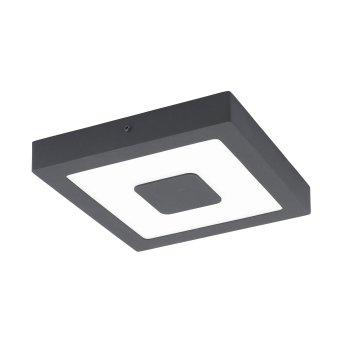 Eglo IPHIAS Lampa Sufitowa LED Antracytowy, 1-punktowy