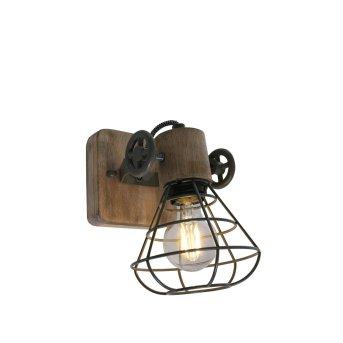 Anne Lighting ANNE Lampa ścienna Zielony, 1-punktowy