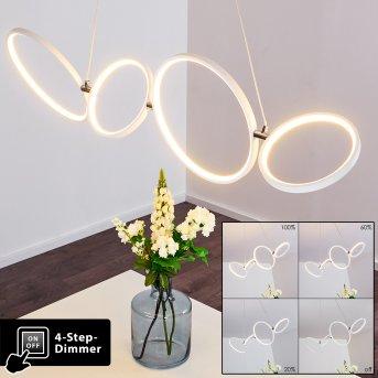 Rodekro Lampa Wisząca LED Biały, 1-punktowy