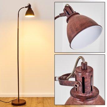 Koppom Lampa Stojąca Rudy, 1-punktowy