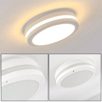 Wollongong Lampa Sufitowa zewnętrzna LED Biały, 1-punktowy