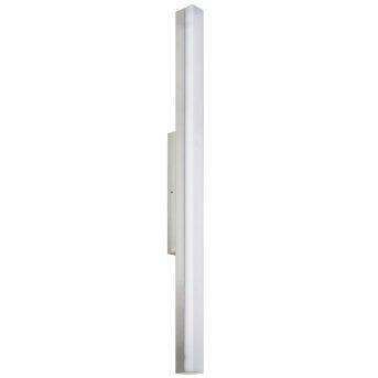 Eglo TORRETTA lampa oświetlająca lustro LED Nikiel matowy, 1-punktowy